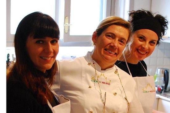 ミラノのイタリア料理教室