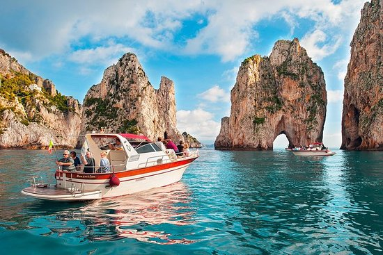 Small-Group Capri Day Cruise from...