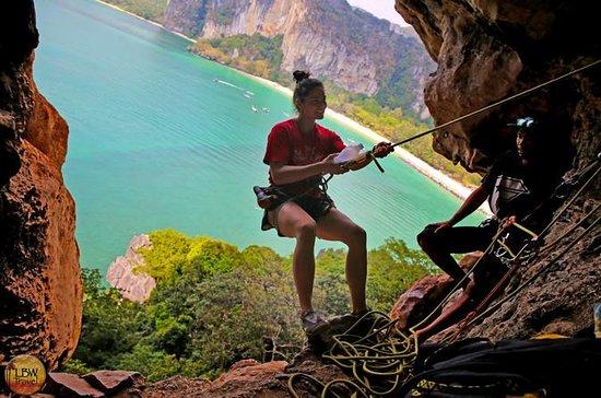 Beginner's Full Day Rock Climbing and...