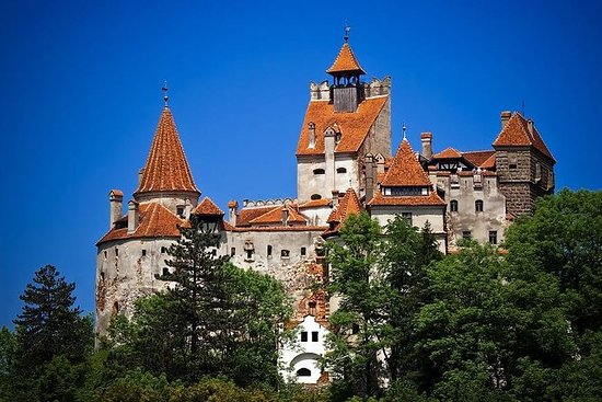 Castles of Transylvania: Private Day...