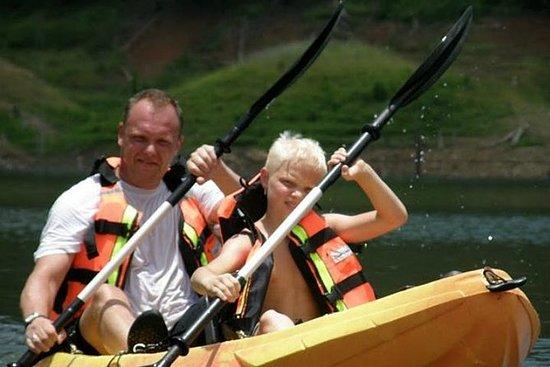 Pedal och Paddle Adventure i Chiang ...
