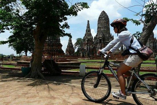 Bangkok nach Ayutthaya mit dem Fahrrad