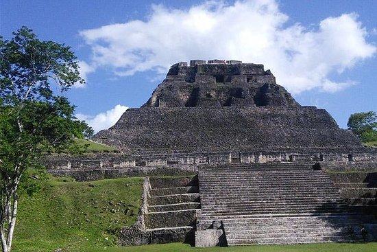 Excursion aux ruines Maya Xunantunich...