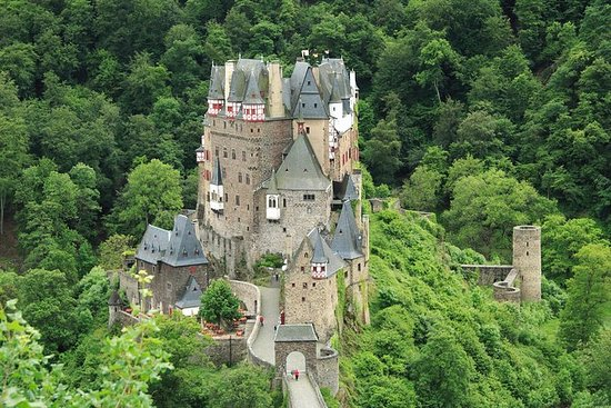 Eltz Castle Tour fra Frankfurt med...