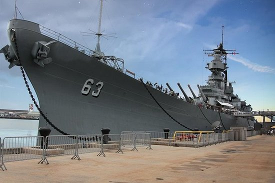 VIP-combi Pearl Harbor Small Group Tour
