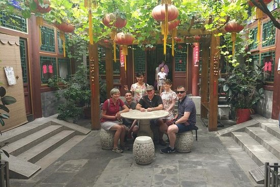Private Hutong Culture Tour med...