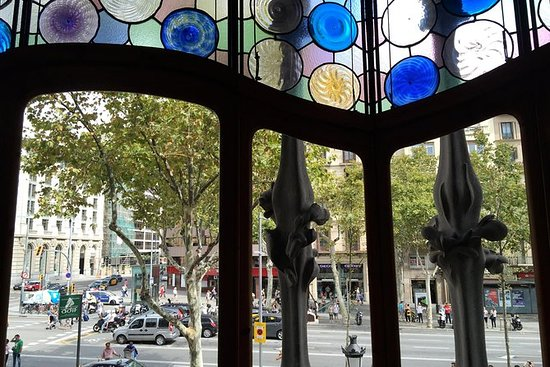 Gaudí in einer privaten Tagestour