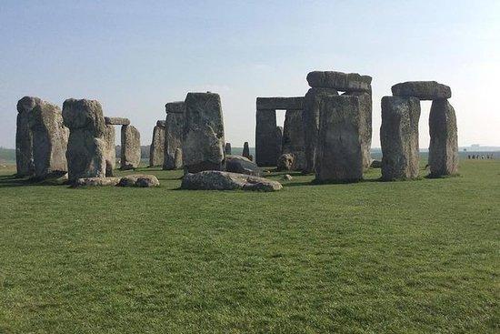 来自伦敦的巴斯和巨石阵的私人全日游