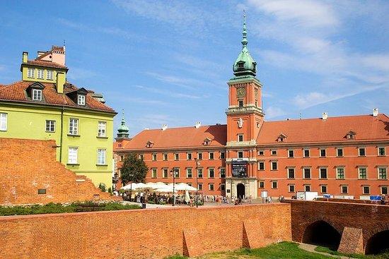 Viaggio a Varsavia da Cracovia in treno