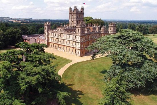 Lille Grupperejse: Downton Abbey og...