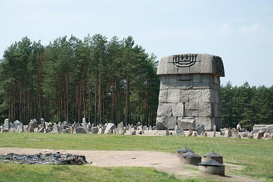 Treblinka Concentration Camp in One...