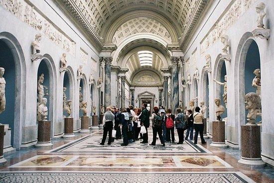Tour privato: Vaticano con ingresso