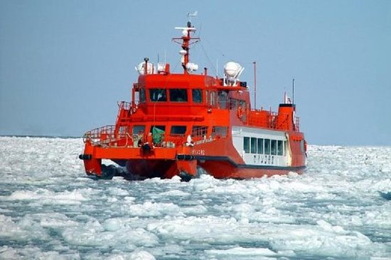 Hokkaido: Icebreaker Cruise in...
