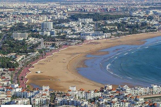 Recorrido de medio día por Agadir