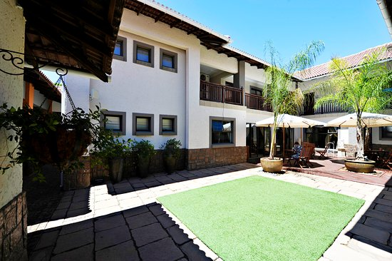 Villa Bali Entrance Picture Of Villa Bali Boutique Hotel Bloemfontein Tripadvisor