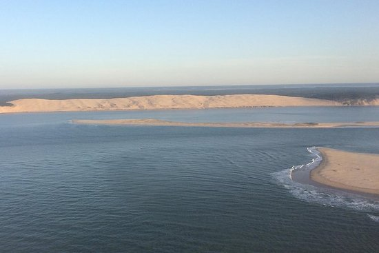 Arcachon Helicopter Scenic Tour