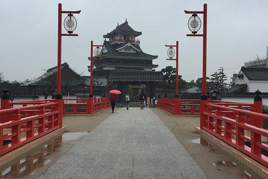 Balade à Kiyosu, ville des samouraïs...