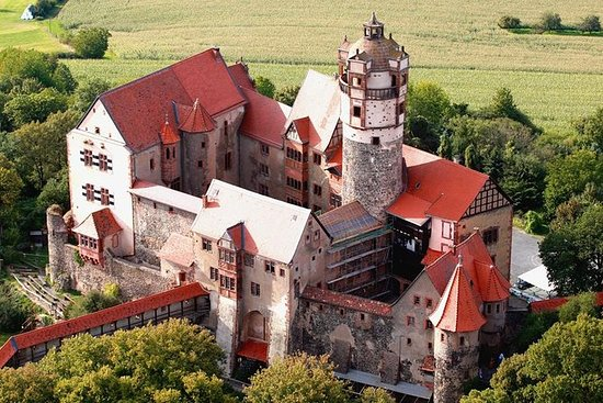 Ancient Roman Fort and Ronneburg...
