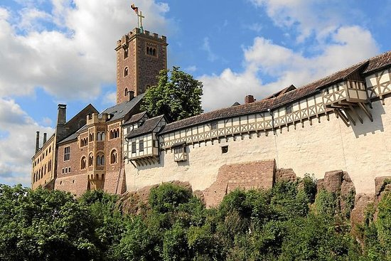 Full-Day Wartburg Castle Tour from...