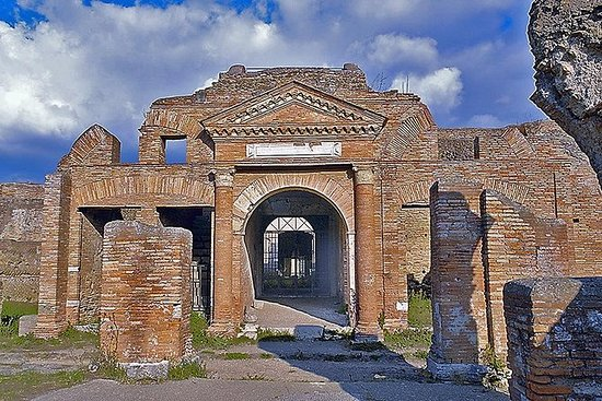 Private Half-Day Ancient Ostia Tour ...