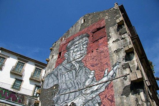 Tour de Arte na Rua do Porto
