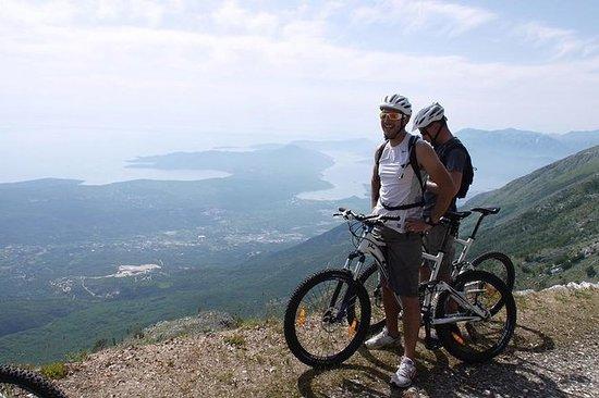Lo último en descenso de bicicleta...