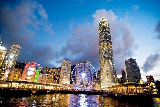 Crociera in barca di Hong Kong