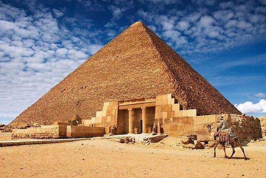 Kairo Transit Tours fra Cairo...