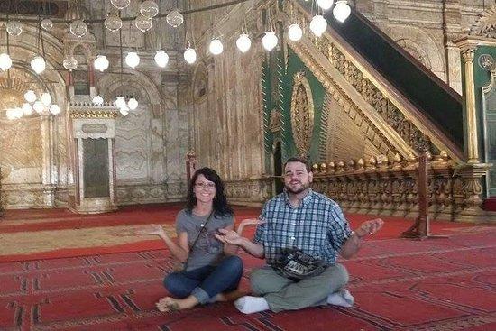 Tur till Kairo Museum Citadel och ...