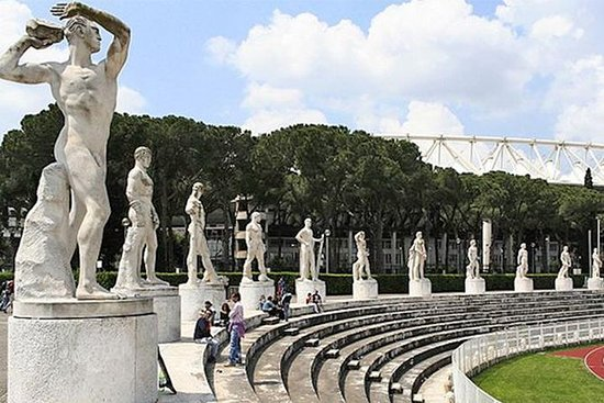 Fascist Rome Guided Tour: The Rise ...