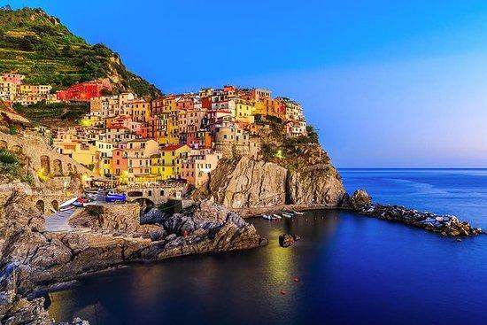 Tour en grupo pequeño: Cinque Terre...