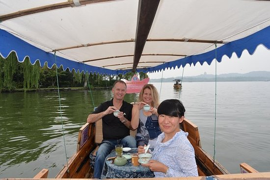 Privater Tagesausflug nach Hangzhou...