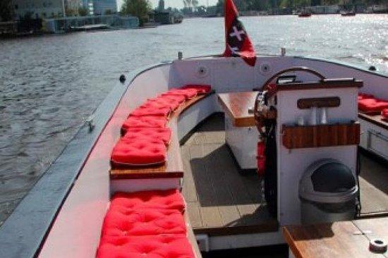 Kleine boot partij