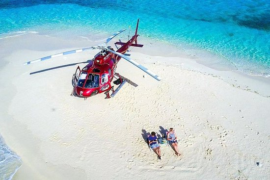 Sand Cay Experience mit Great Barrier...