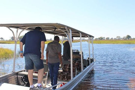 One Day Okavango Delta Boat Safari