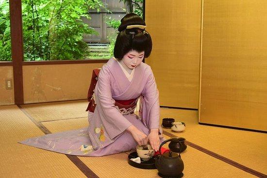 Conozca a Maiko en Gion, vea los...