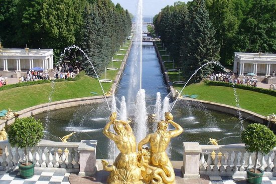 1-Day St Petersburg PRIVATE Tour of...