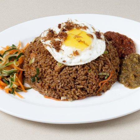 Seafood Nasi Goreng from Sumatran Spice