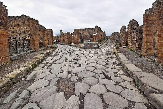 Herculaneum ruins and Naples National...