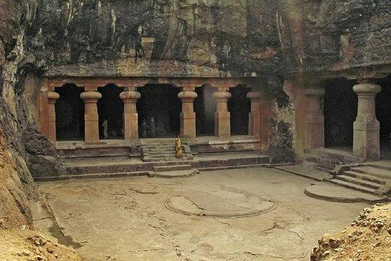 """孟买 - 全日游览""""ELEPHANTA CAVES"""" - 古代寺庙洞穴的集合"""