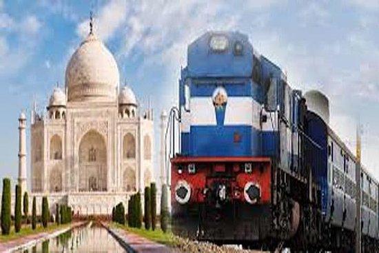 Excursión de un día a Taj Mahal en...