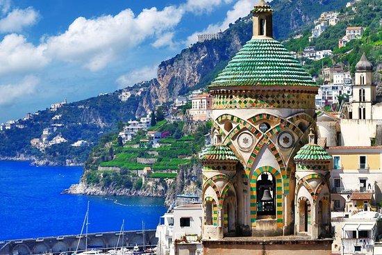 Descubriendo la costa de Amalfi...