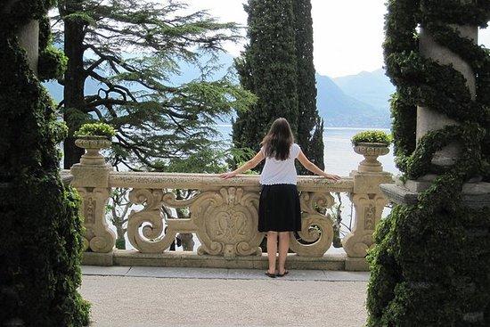 Villaer og smaker av Comosjøen...