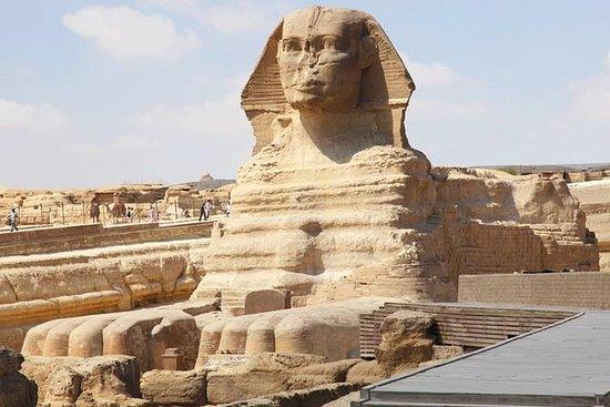 Dagstur til Giza-pyramidene, Saqqara og...