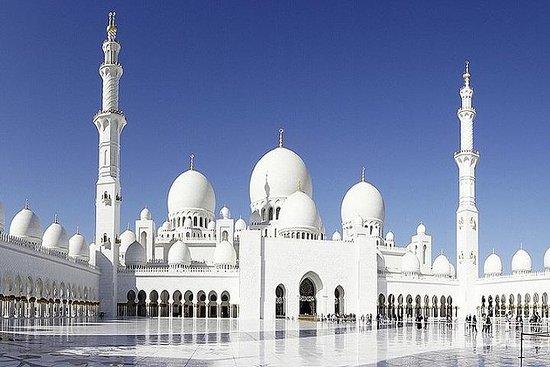 Privat tur: Fulldags Abu Dhabi Tour...