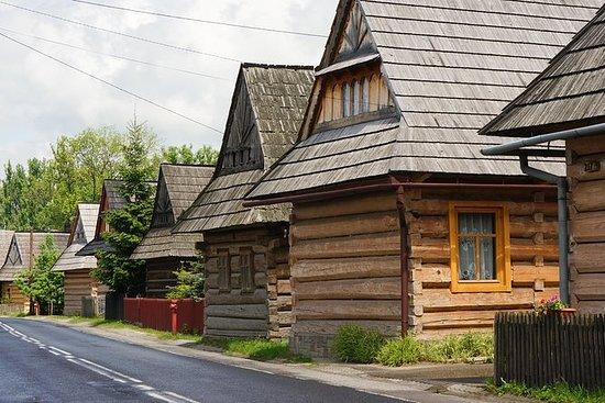 Zakopane, Tatras og termiske...