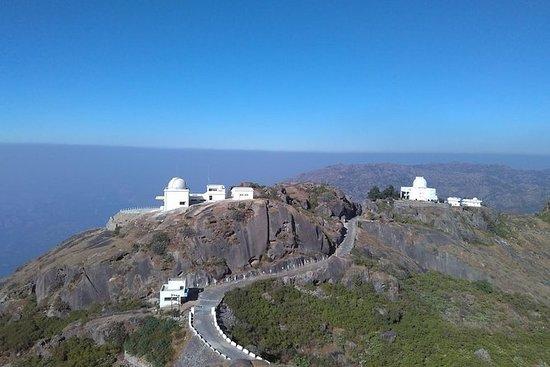 Dia de viagem para Mount Abu De Udaipur...