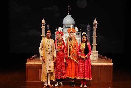 Mohabbat The Taj Show Admission Ticket