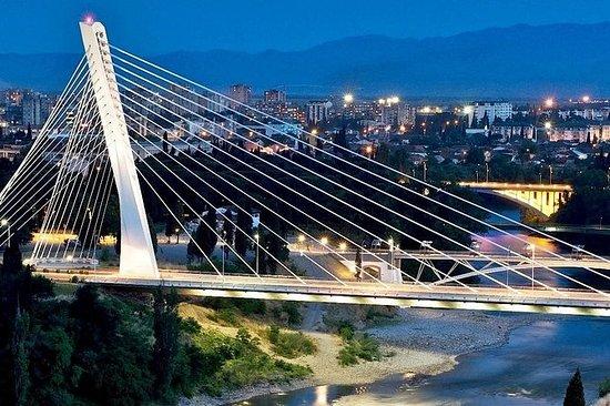 Tour de ville de Podgorica