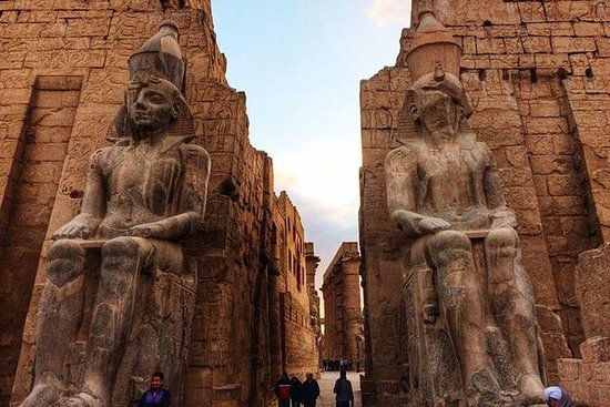 Private Tour nach LUXOR 1 Tag von ...